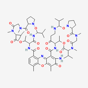 Chemical structure for AGN-PC-0C92F5