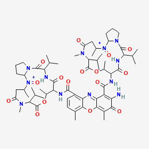 Chemical structure for AGN-PC-0CKJ61