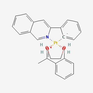 Chemical structure for CID 60139341