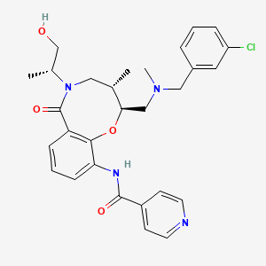 Chemical structure for CID 60168953