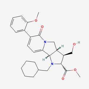 Chemical structure for BRD-K86404787-001-01-3