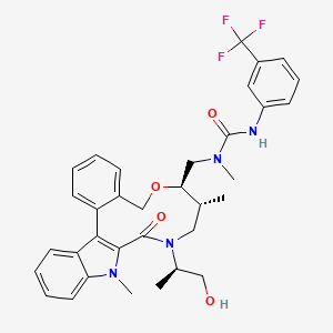 Chemical structure for BRD-K91318414-001-01-9