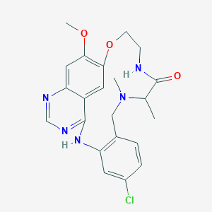 Chemical structure for SureCN535110