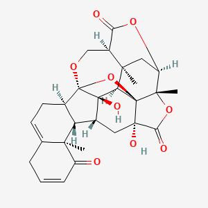 Chemical structure for NCI60_031787