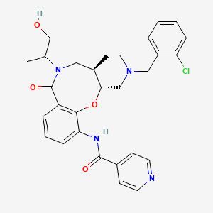 Chemical structure for SureCN12474971