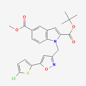 Chemical structure for SureCN3235678