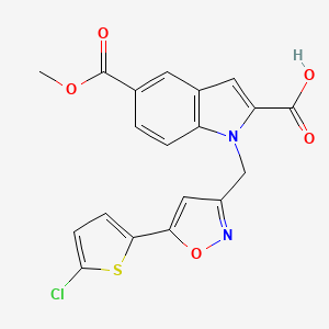 Chemical structure for SureCN3238855