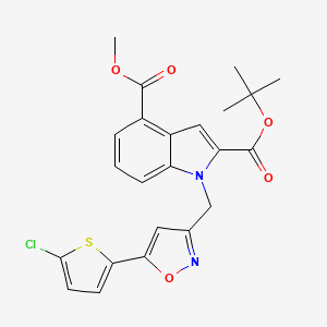 Chemical structure for SureCN3959961