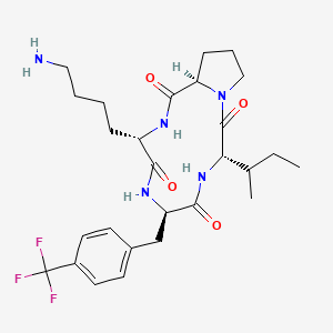 Chemical structure for SureCN5276973