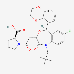 Chemical structure for SureCN7236616