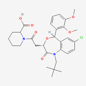 Chemical structure for SureCN7244505