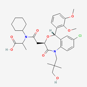 Chemical structure for SureCN7250145