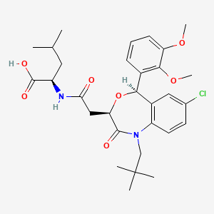 Chemical structure for SureCN7250455