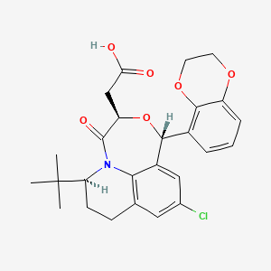 Chemical structure for SureCN7951130