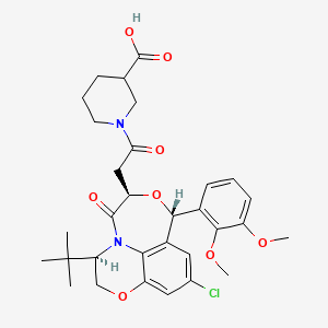 Chemical structure for SureCN7952425