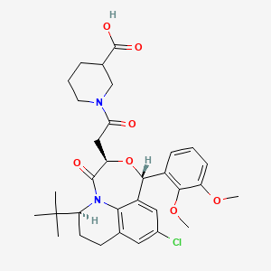 Chemical structure for SureCN7953082
