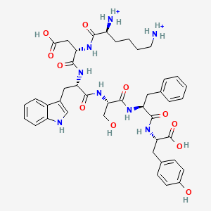 Chemical structure for CID 70679355