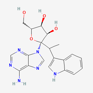 Chemical structure for SureCN13268769