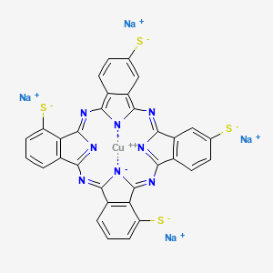 Chemical structure for EINECS 304-573-0