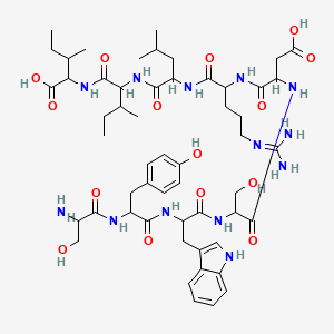 Chemical structure for AGN-PC-0JF48N