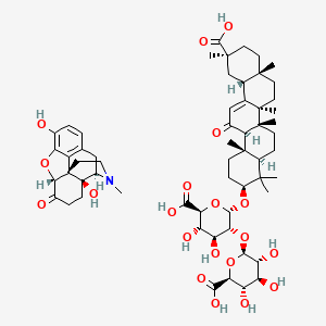 Chemical structure for CID 71499307