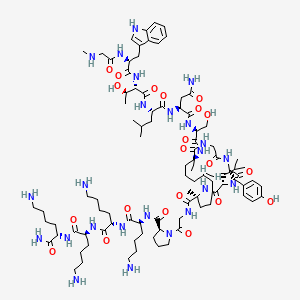 Chemical structure for CID 71508527
