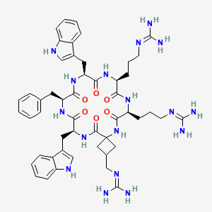 Chemical structure for CID 71524409