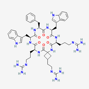 Chemical structure for CID 71524446