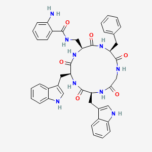 Chemical structure for CID 71551532