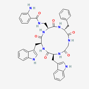 Chemical structure for CID 71551911