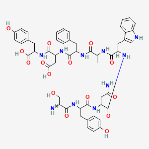 Chemical structure for AGN-PC-00S8F1