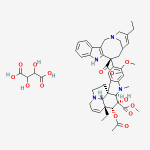 Chemical structure for CHEMBL2062283