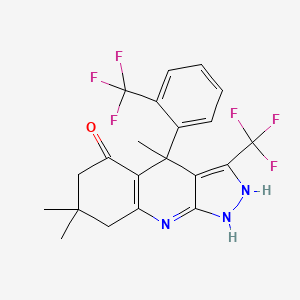 Chemical structure for CID 73776814