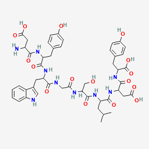 Chemical structure for AGN-PC-07Q0LC