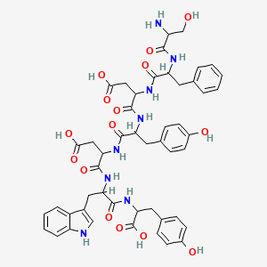 Chemical structure for AGN-PC-07YHBK