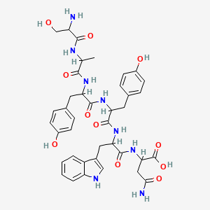Chemical structure for AGN-PC-080BUK