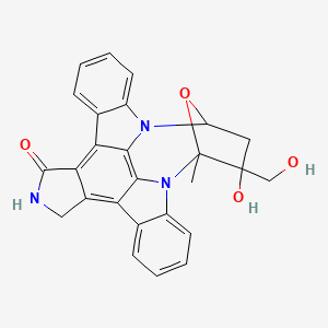 Chemical structure for SureCN730955