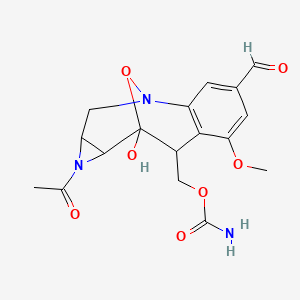 Chemical structure for CID 9907727
