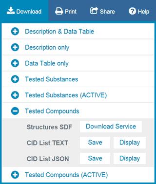PubChem Legacy Designation 1