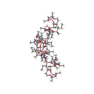Clarithromycin C38h69no13 Pubchem