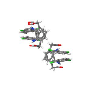 Diclofenac C14h11cl2no2 Pubchem