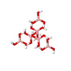 Boric acid | H3BO3 - PubChem