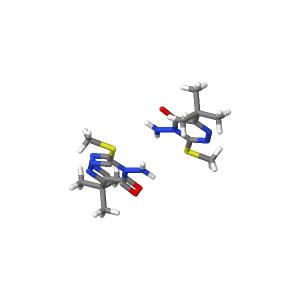Metribuzin   C8H14N4OS - PubChem