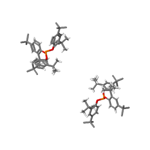 Tris(2,4-di-tert-butylphenyl) phosphite | C42H63O3P - PubChem