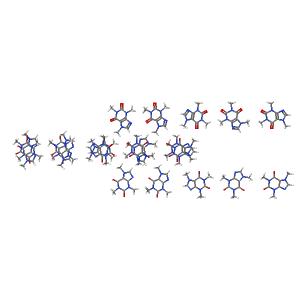 Caffeine | C8H10N4O2 - PubChem