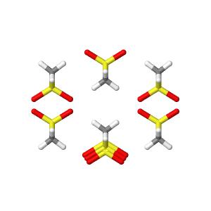 Dimethyl sulfone | C2H6O2S - PubChem