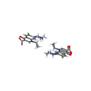 Ciprofloxacin | C17H18FN3O3 - PubChem
