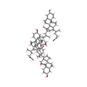 Cholic acid | C24H40O5 - PubChem