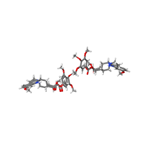 Reserpine   C33H40N2O9 - PubChem
