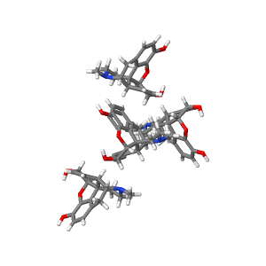 Morphine   C17H19NO3 - PubChem